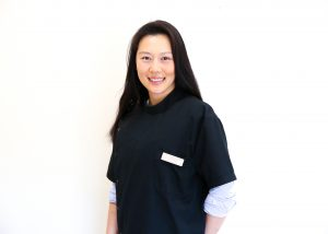Dr Angel Halim for cosmetic dentist in Sydney.