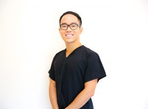 Dr Damian Ha for cosmetic dentist in Sydney