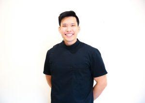 Dr Richard Huang for cosmetic dentist Sydney