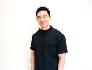 Dr Richard Zhou for cosmetic dentist in Sydney